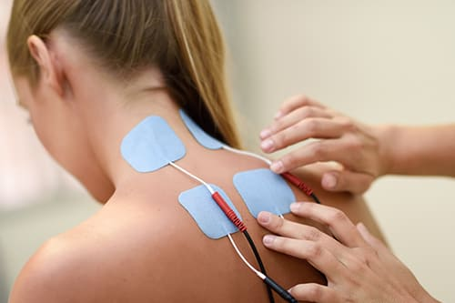 Electroterapia
